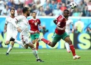 Il s'agit du premier contrat professionnel à l'étranger pour l'attaquant marocain.