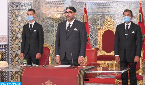 La fermeté du roi Mohammed VI
